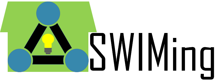 swiming logo